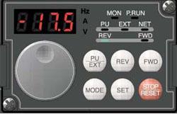Преобразователи частоты FR-A700