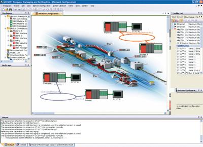 Компания Mitsubishi Electric выпустила программный пакет MELSOFT iQ Works