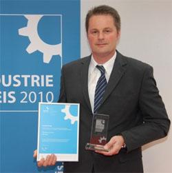 """Система MES IT награждена """"Industriepreis 2010"""""""